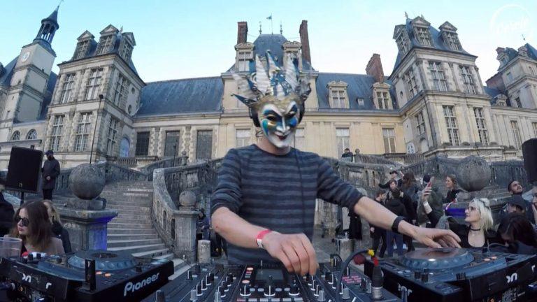 Boris Brejcha @ Chateau de Fontainebleau