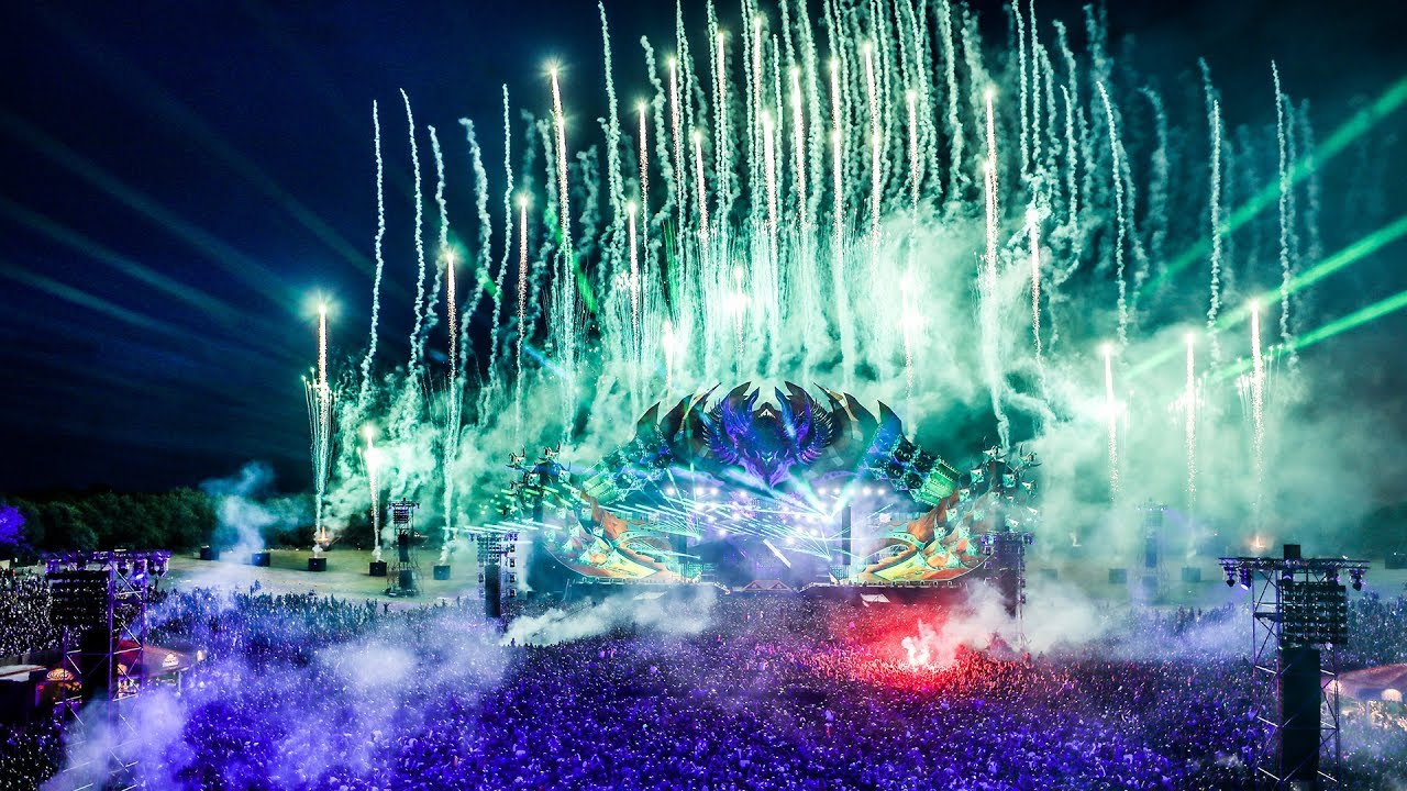 Defqon1 Weekend Festival 2018 - Official Saturday Endshow