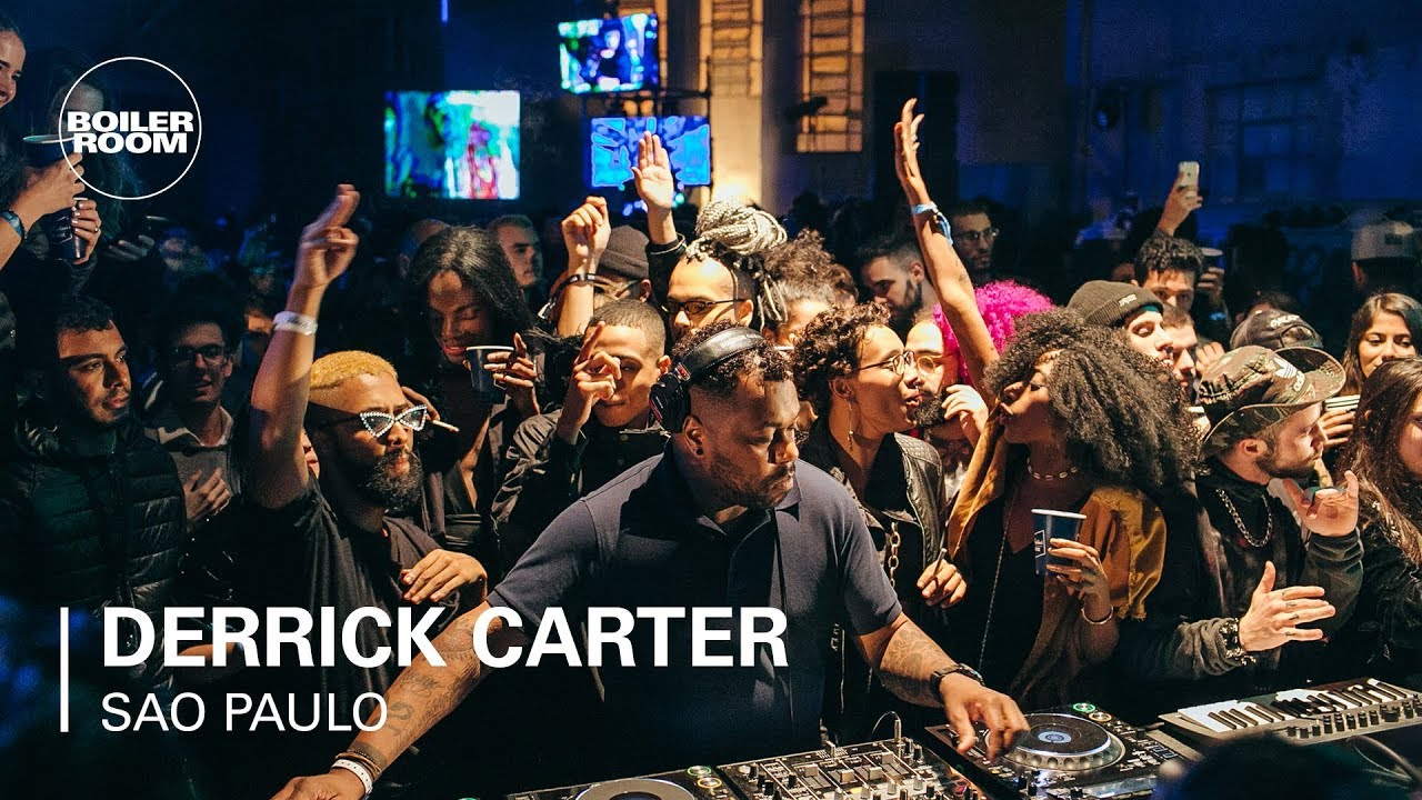 Derrick Carter @ Sao Paulo