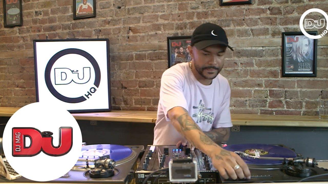 DJ Craze @ DJMag HQ