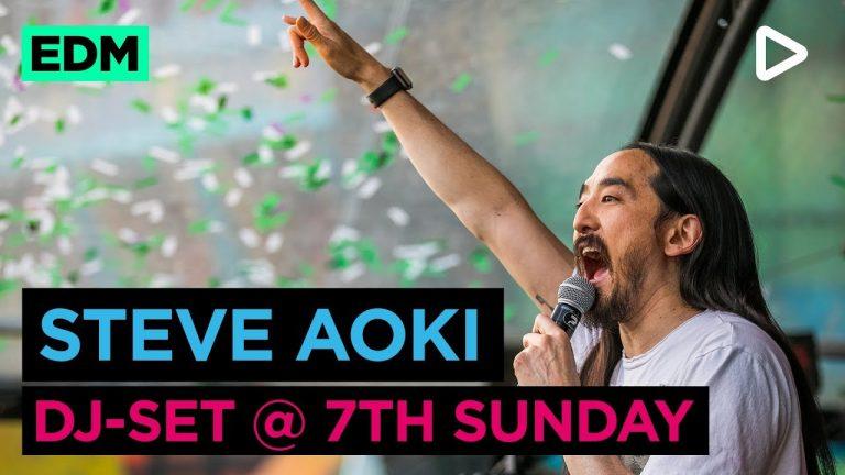 Steve Aoki @ SLAM!