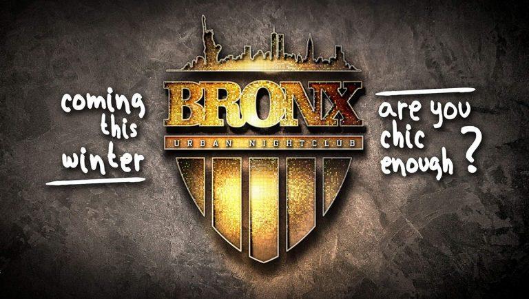 Bronx urban nightclub –  Το νέο trend του φετινού χειμώνα